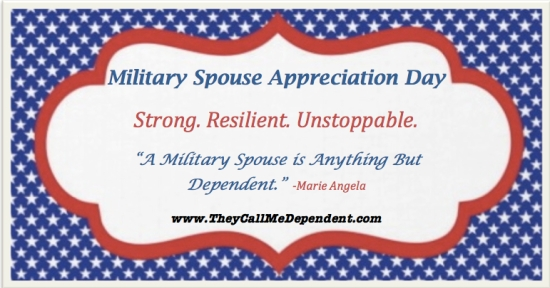 Milspouse Appreciation Day 2013