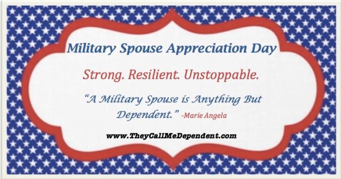 Milspouse Appreciation Day 2013